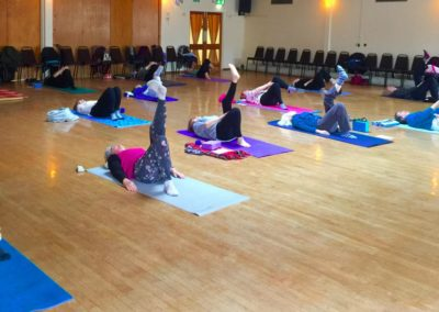 Yoga Classes with Michelle 10