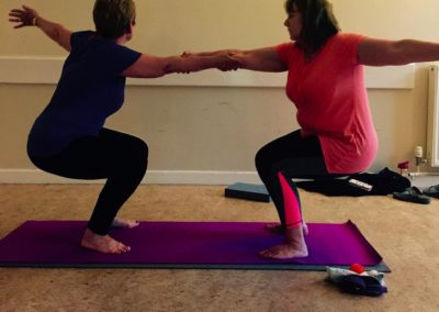 Yoga Classes with Michelle 3