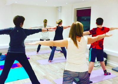 Yoga Classes with Michelle 5