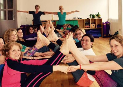 Yoga Classes with Michelle 8